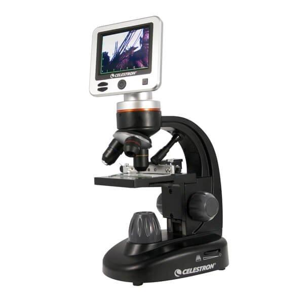 Цифровой микроскоп Celestron с LCD-экраном II