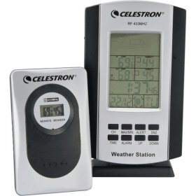 Компактная метеостанция Celestron