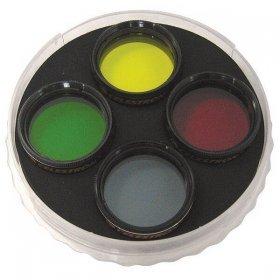 Набор цветных фильтров Celestron №2, 1,25