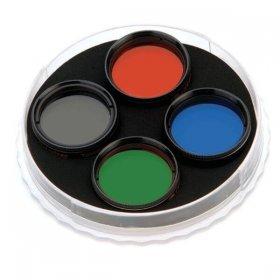 Набор цветных фильтров Celestron №3, 1,25