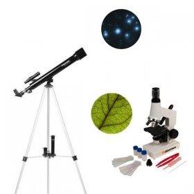Набор телескоп + микроскоп Celestron 2в1