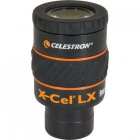 Окуляр Celestron X-Cel LX 9 мм, 1,25