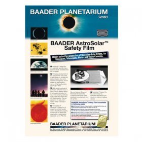 Пленка Baader AstroSolar (50х100см)