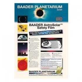 Пленка Baader AstroSolar Foto (50х100см)