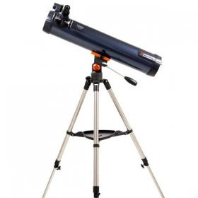 Телескоп Celestron AstroMaster LT 76AZ + Набор аксессуаров FirstScope