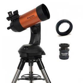 Телескоп Celestron NexStar 4 SE AstroFoto Canon EOS