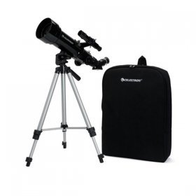 Телескоп Celestron Travel Scope 70 + Линза Барлоу 3x
