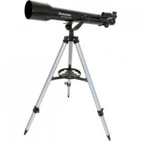 Телескоп Celestron PowerSeeker 70 AZ + Набор аксессуаров FirstScope