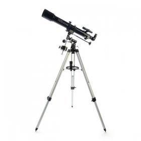 Телескоп Celestron PowerSeeker 70 EQ + Набор аксессуаров FirstScope
