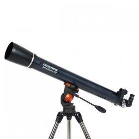 Телескоп Celestron AstroMaster 90 AZ + Набор аксессуаров АstroMaster