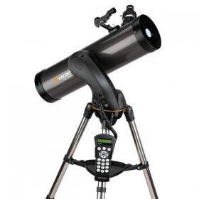 Телескоп Celestron NexStar 130SLT + Набор аксессуаров АstroMaster
