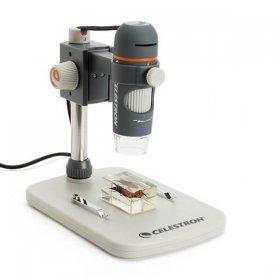 Портативный цифровой микроскоп Celestron Pro